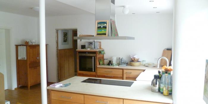 Küche Elsbeere