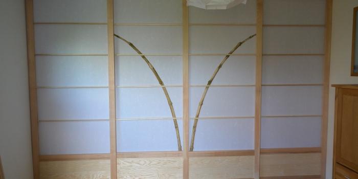 Garderobe Shoji-Style