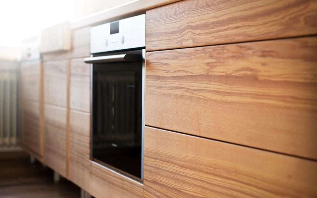 Küche aus Esche